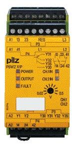 Foto de Módulo de velocidad nula (supervisor de parada)