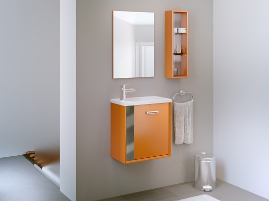 Muebles de ba o conjunto jazz materiales para la - Materiales para bano ...