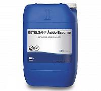 Foto de Detergentes ácidos espumantes