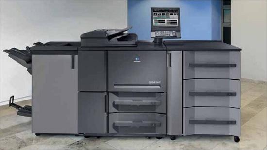 Foto de Sistemas de impresión digital de producción