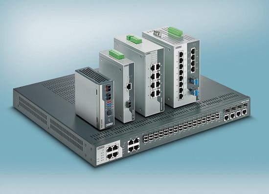 Foto de Componentes para infraestructuras de red robusta