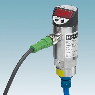 Foto de Sensores de presión con IO-Link