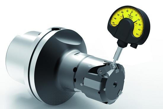 Foto de Sistema de regulación de la herramienta