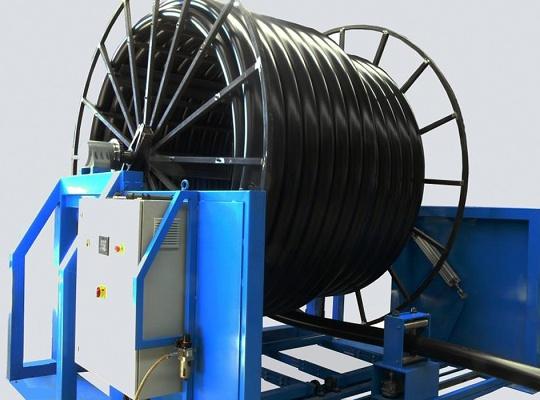 Foto de Bobinadores de gran diámetro