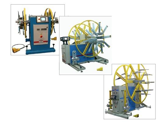 Foto de Bobinadores de rueda paralela