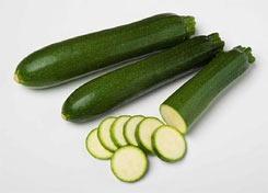 Foto de Semillas de calabacín verde