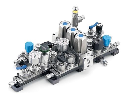 Foto de Sistemas modulares en miniatura