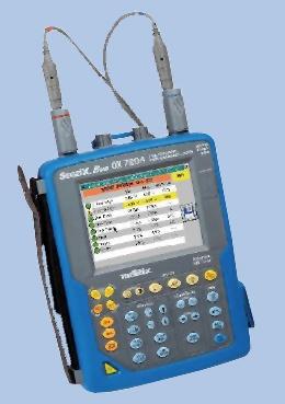 Foto de Osciloscopios, multímetros y analizadores