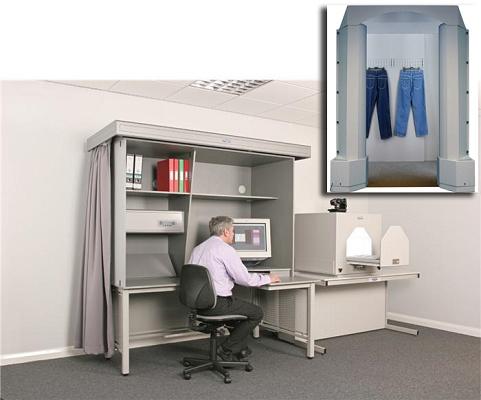Foto de Escáner para la industria textil