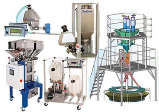 Foto de Sistemas de dosificación gavimétrica