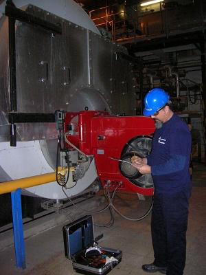 Foto de Servicio integral para calderas, combustibles y quemadores industriales