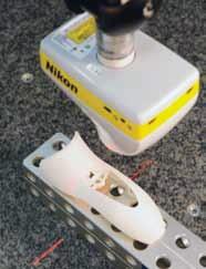 Foto de Escáner láser digital