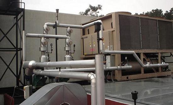 Foto de Alquiler de generadores eléctricos y control de temperatura o calefacción