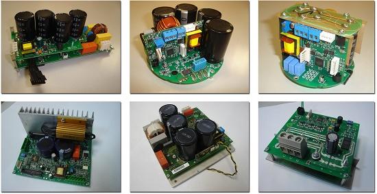 Foto de Controladores y variadores electrónicos