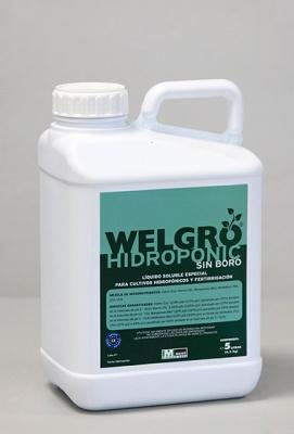 Foto de Fertilizantes líquidos sin boro