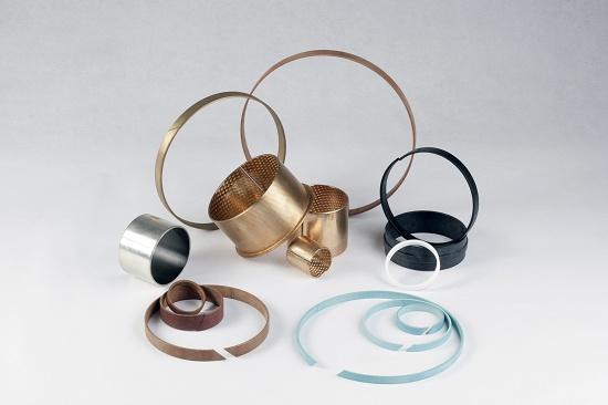 Foto de Componentes para deslizamiento