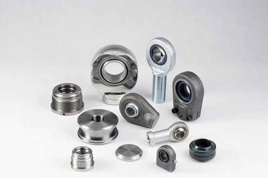 Foto de Componentes hidráulicos