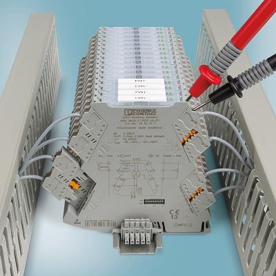 Foto de Amplificadores separadores compactos
