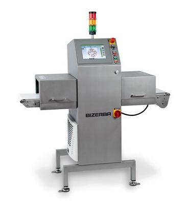 Foto de Sistema de inspección por rayos X