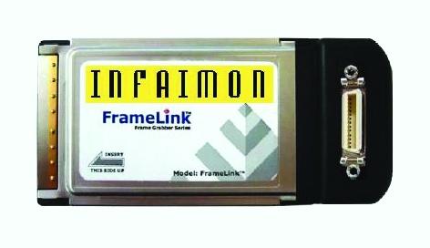Foto de Placas PCMCIA para la captura de imagen