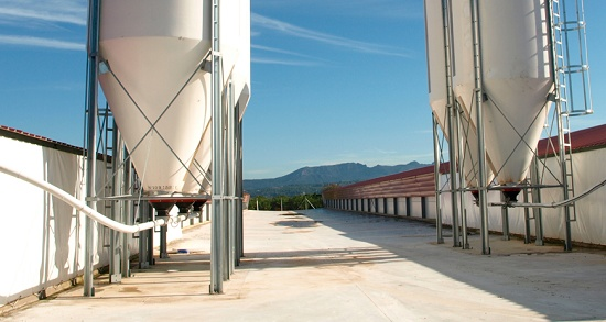 Foto de Unidades de salida silo simple