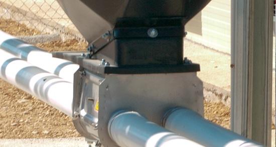 Foto de Unidades de salida silo doble