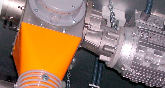 Foto de Grupos de tracción para silos
