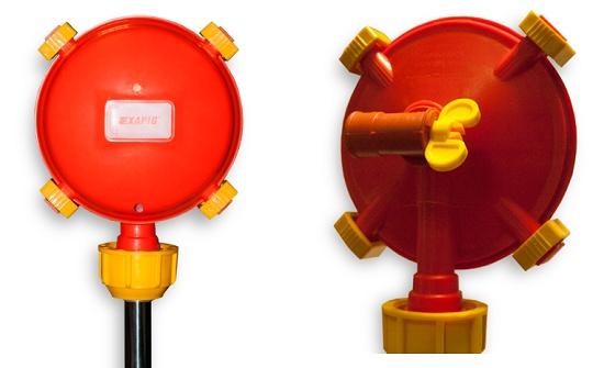 Foto de Válvulas de nivel constante sin tubo