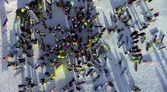 Foto de Grabación aérea mediante drones