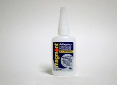 Foto de Cianoacrilatos de alta viscosidad