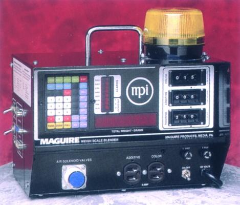 Foto de Controladores de mezclas