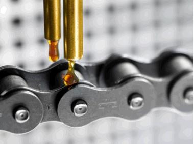 Foto de Aceite para cadenas de alta temperatura