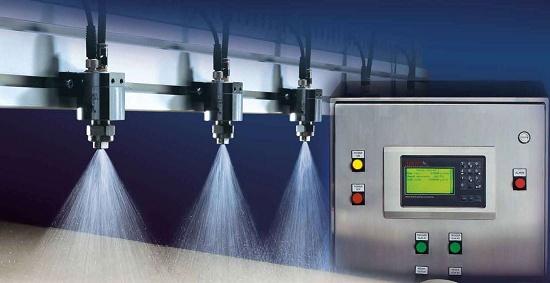 Foto de Controles de caudal de pulverización