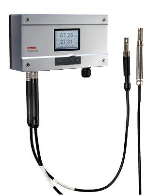 Foto de Transmisores industriales de humedad y temperatura