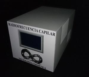 Foto de Equipos de radiofrecuencia capilar