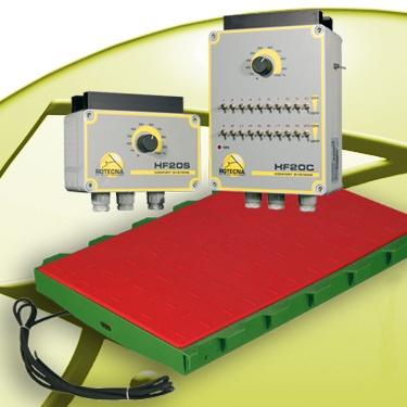 Foto de Placas de calefacción eléctricas de 60 cm