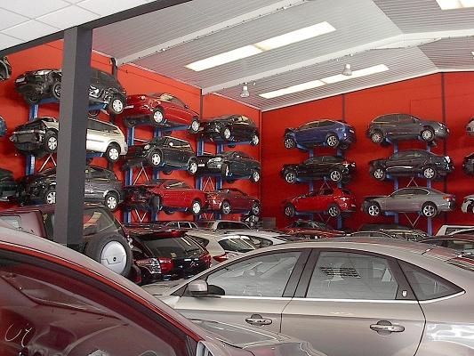 Foto de Estanterías para automóviles