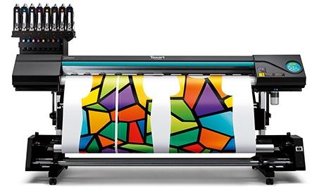 Foto de Impresora de sublimación directa sobre textil poliéster