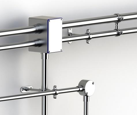 Foto de Productos compuestos por tubos en acero inoxidable