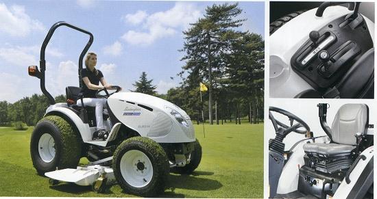 Foto de Tractores ultracompactos