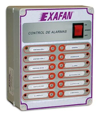 Foto de Unidad central de alarmas