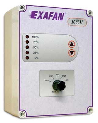 Foto de Etapas intermedias de control de ventilación