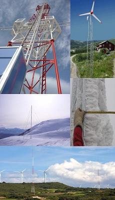 Foto de Trabajos a medida de torres auto-soportadas y arriostradas