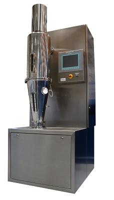 Foto de Granulador-secador de lecho fluido