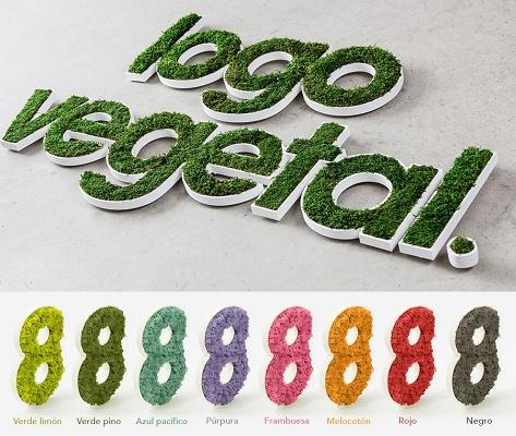 Foto de Logo vegetal