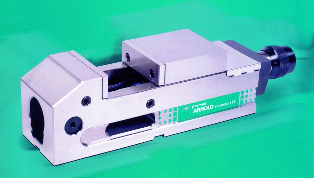 Foto de Mordazas mecánicas con regulador de potencia de alta precisión