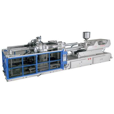 Foto de Máquinas de inyección hidráulicas de 2 platos