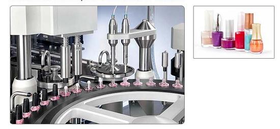 Foto de Monobloc automático para el tratamiento de esmaltes