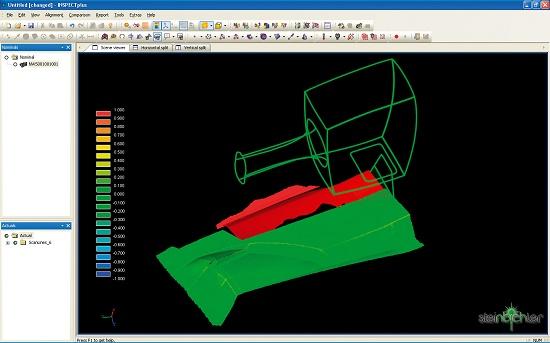 Foto de Software para evaluación dimensional 3D