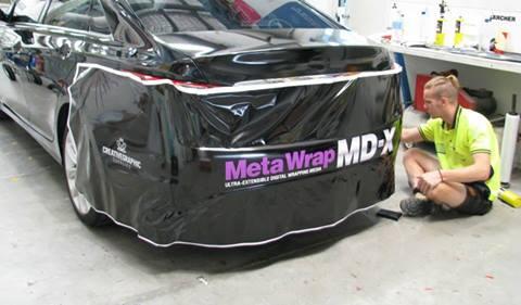 Foto de Vinilos para la rotulación de vehículos